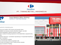 PT Trans Retail Indonesia - Padang Mei 2017
