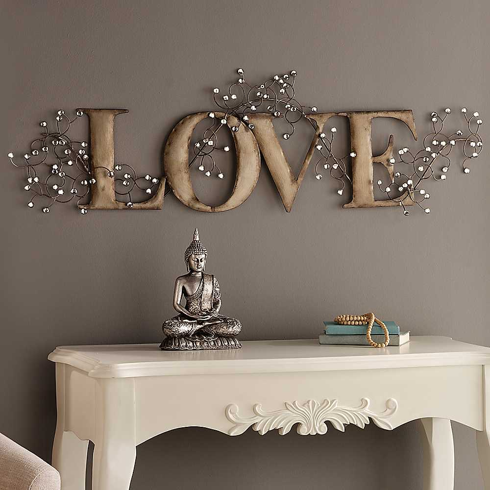 Wall Colour Inspiration: Love You Wallpapers: Love Wall Art