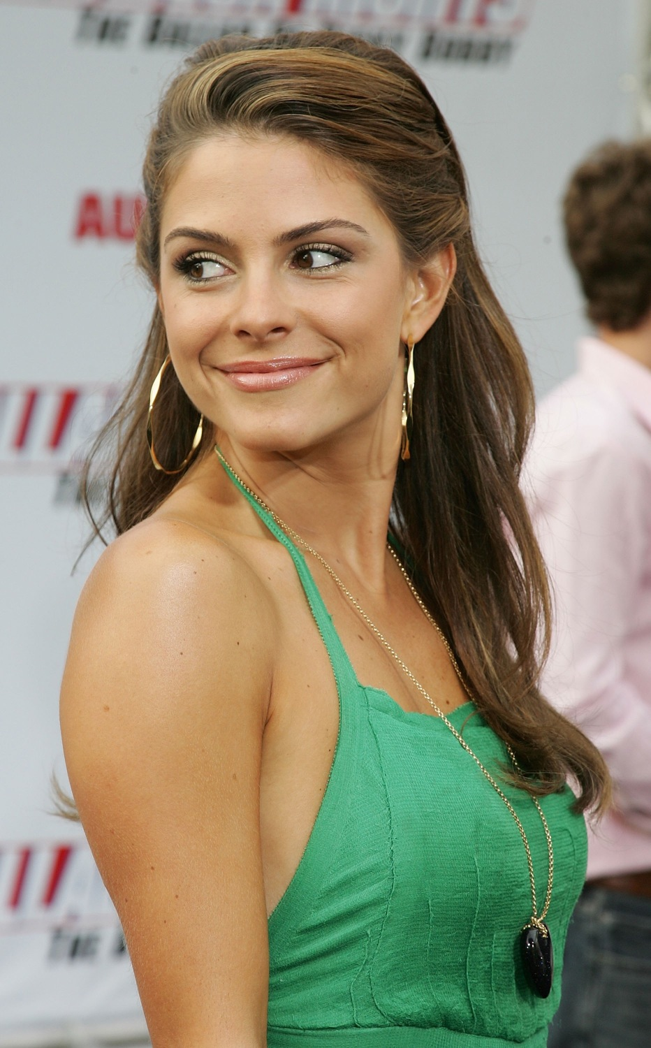 Best photos of Maria Menounos fashion style and hairstyles