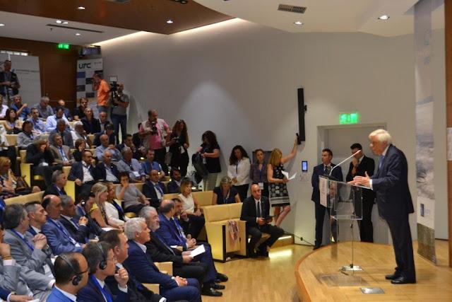 Στο Συνέδριο Ιχθυοκαλλιέργειας 2018 ο Πρόεδρος του Συλλόγου Ιχθυοκαλλιεργητών Θεσπρωτίας Ιωάννης Χεκίμογλου
