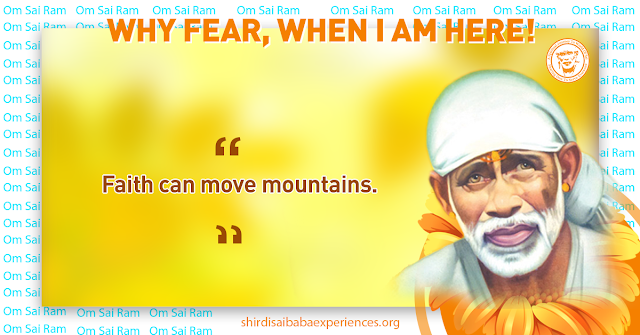 Shirdi Sai Baba Blessings - Experiences Part 2735