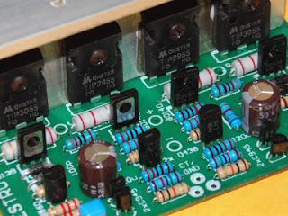 Advantages and Disadvantages OF AMPLIFIER OCL Circuit