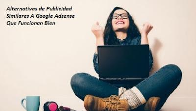 Monetizar Mi Blog Sin la publicidad de Google AdSense