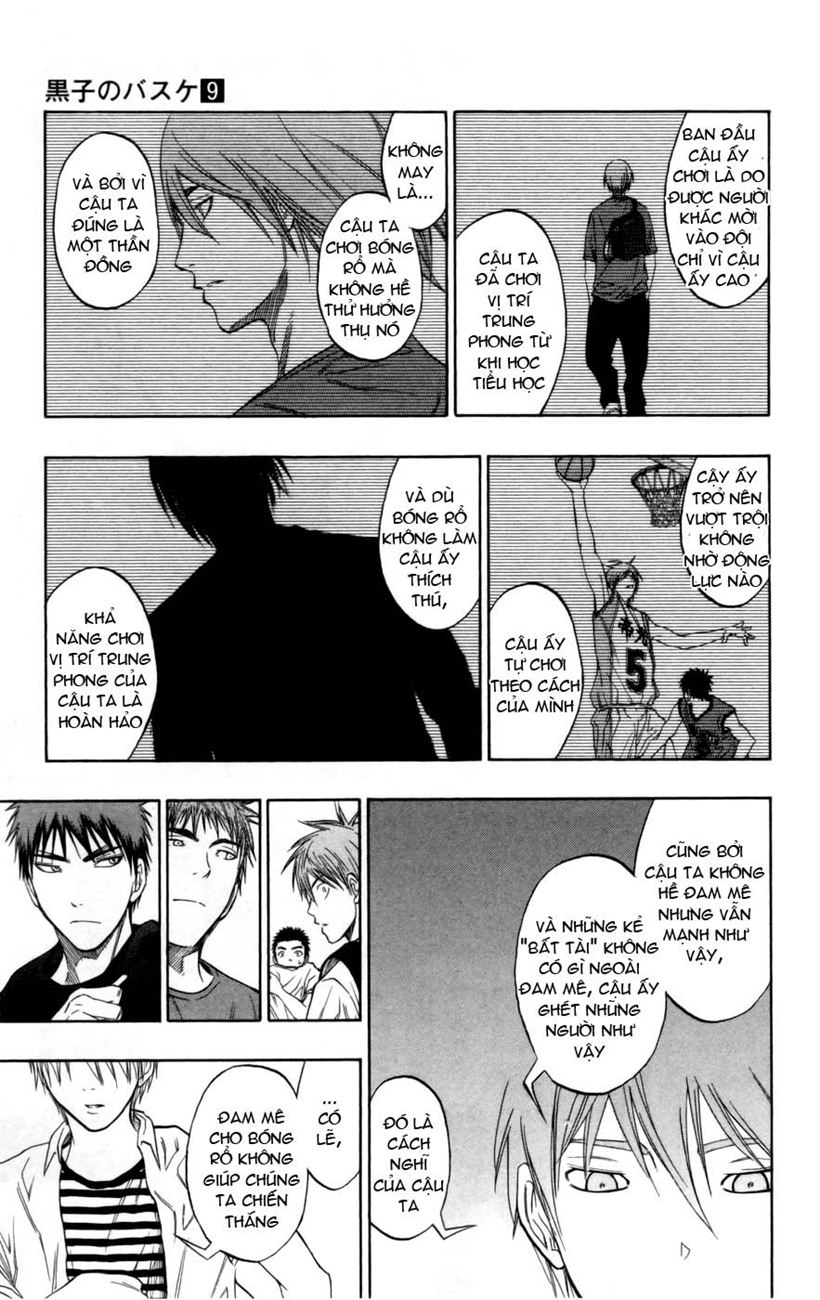 Kuroko No Basket chap 079 trang 15