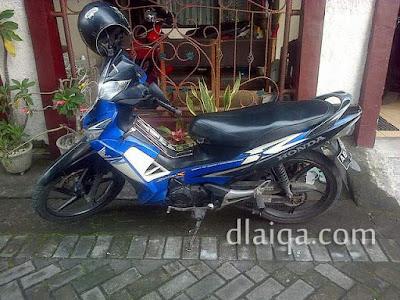 Honda Supra X 125 TR 2007