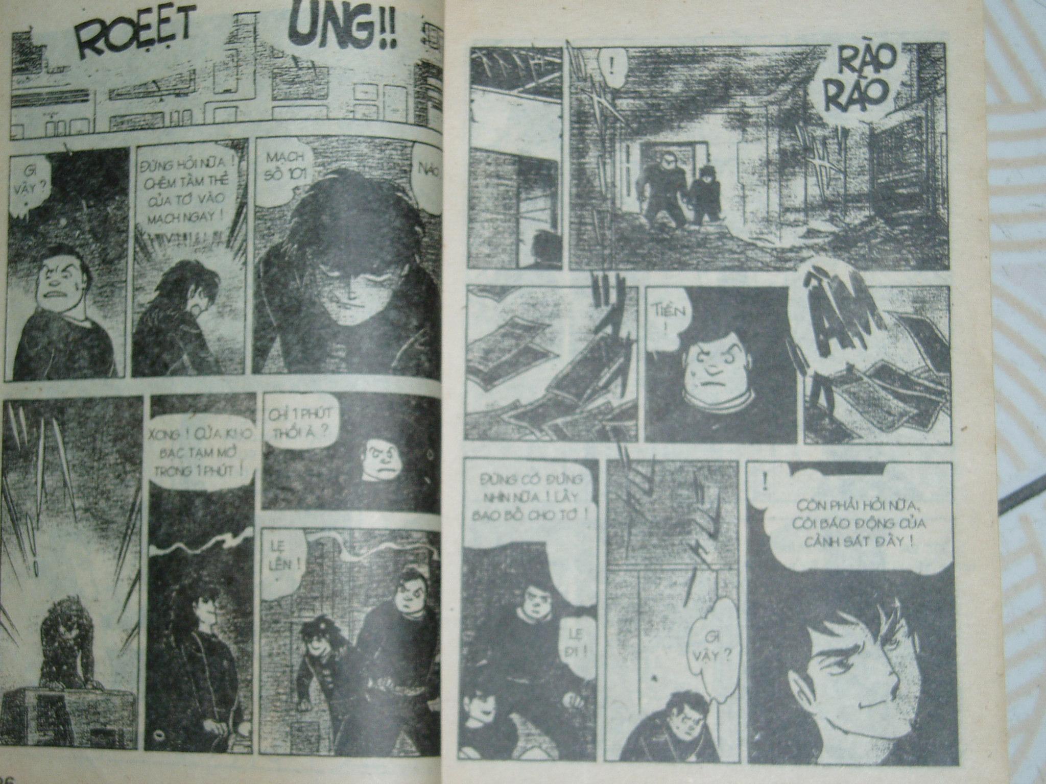 Siêu nhân Locke vol 17 trang 12