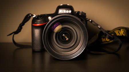 Nikon DSLR Camera 4K