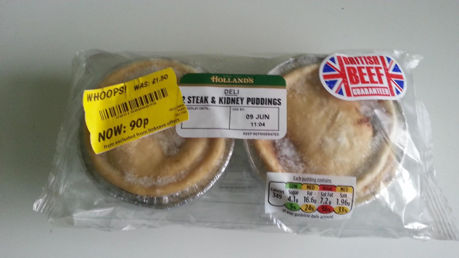 Jacks Tasty Pie Reviews!: 2013