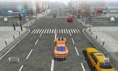 Turbo Car Racing 3D Apk Screenshot 3