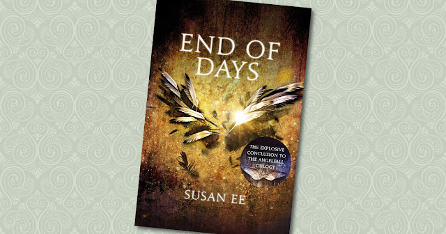 End of Days Susann Ee Cover