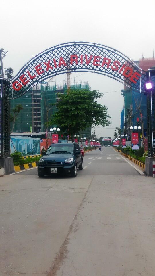 Một số hình ảnh nhà mẫu dự án Gelexia Riverside 885 Tam Trinh