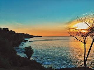 Tegal Wangi Beach Jimbaran Bali