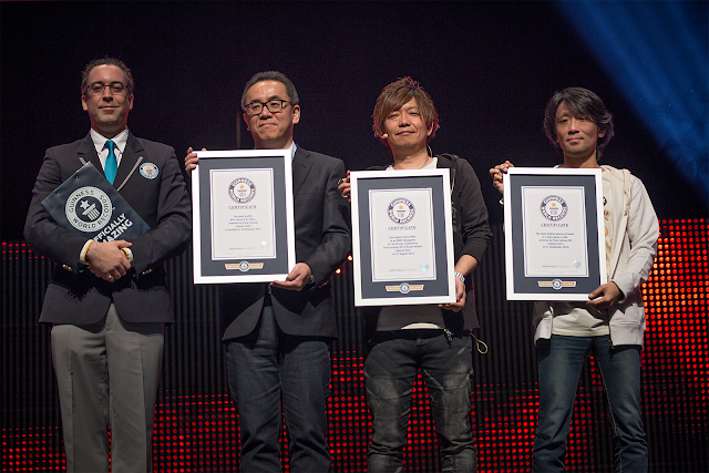 Tres nuevos récords guinness para la marca Final Fantasy