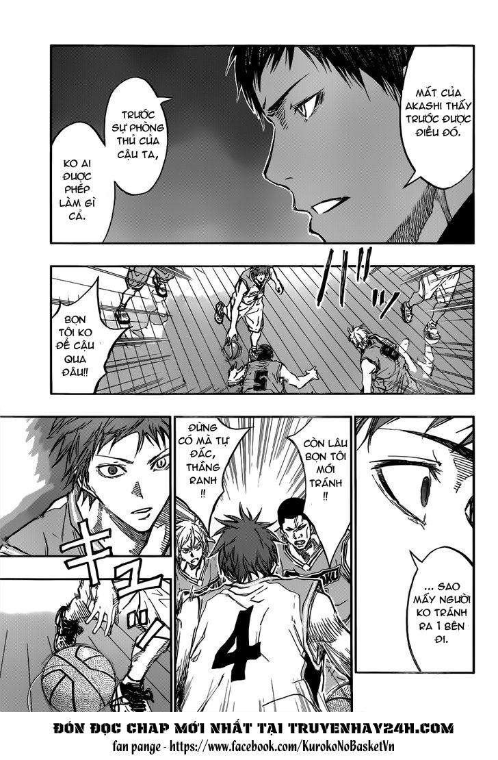 Kuroko No Basket chap 179 trang 7