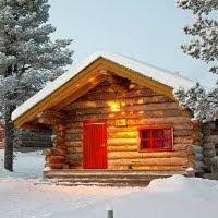 GFG Winter Cabin Christma…