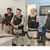 PM apreende menor acusado da morte de jovem, além de uma espingarda de grosso calibre em Piancó