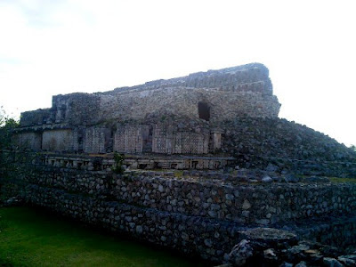 Ruta Puc Puuc Yucatan Mexico Ruinas Mayas Arqueologia