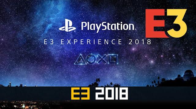 E3 2018-sony-PlayStation