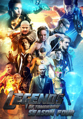 Legends Of Tomorrow (TV Series) S04 D4 Custom HD Dual Latino FT