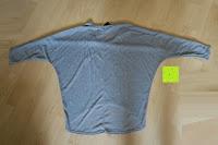 innen: ZANZEA Damen Lose Asymmetrisch Jumper Sweatshirt Pullover Bluse Oberteile Oversize Tops
