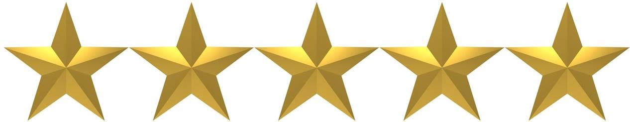 Resultado de imagem para classificação estrelas