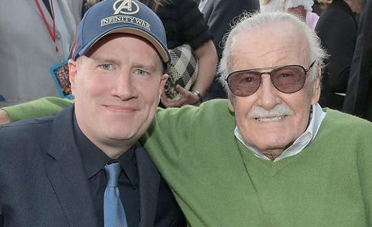 a68acdaa3cc Kevin Feige remete a Stan Lee a ampliação de diversidade de heróis nos  futuros filmes da Marvel