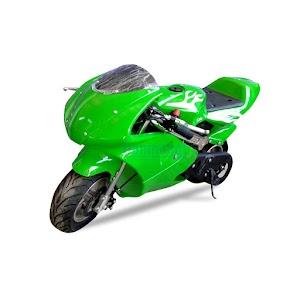 Mengajarkan ketangkasan anak dengan  bermain Motor Mini