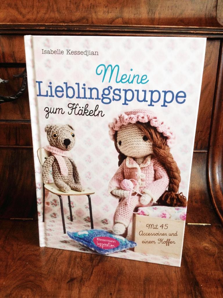 Babyknopfauge Ich Bin Frisch Verliebt In Die Puppe Paula