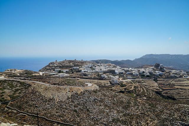 Chora-Amorgos-Cyclades