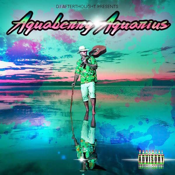 Riff Raff - Aquaberry Aquarius Cover