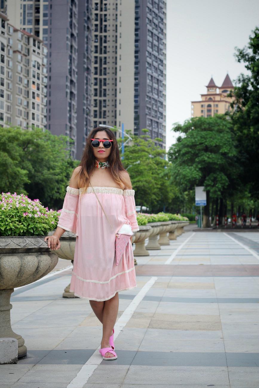 china shanghai travel fashion blogger style