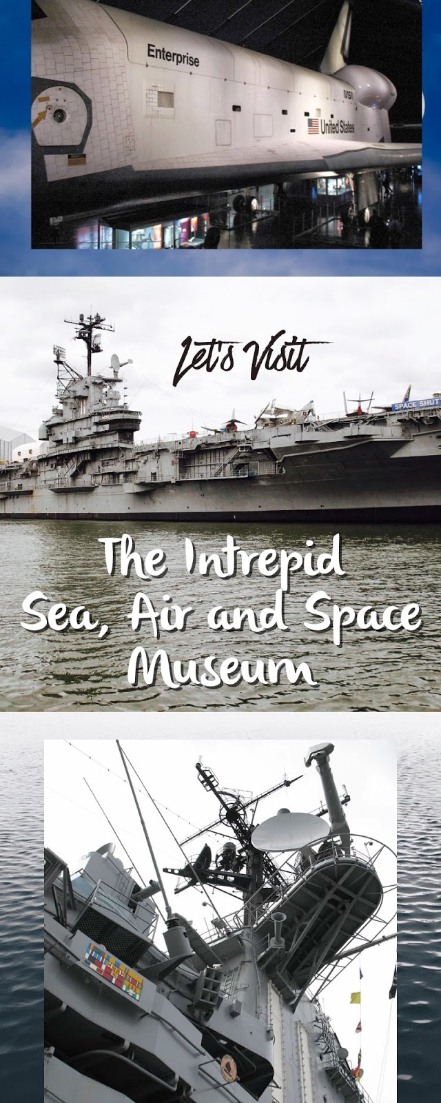 A Review of The Intrepid Sea, Air and Space Museum | The Jersey Momma