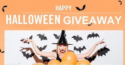 Dresslily Halloween promotions&International Giveaway Worth 100$ [RO/EN]