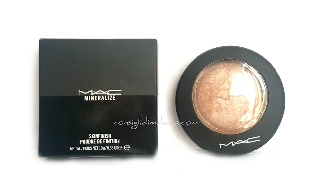 mac cosmetics illuminante soft&gentle
