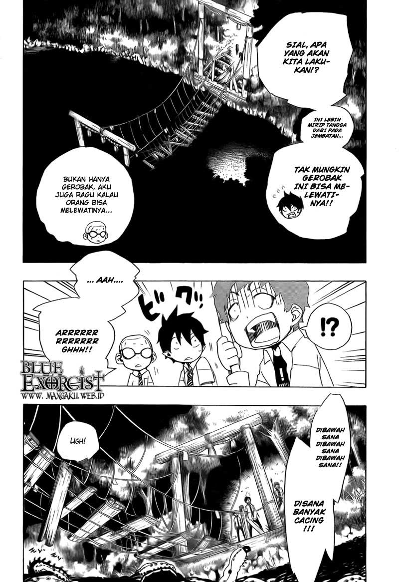 Ao no Exorcist Chapter 12-23