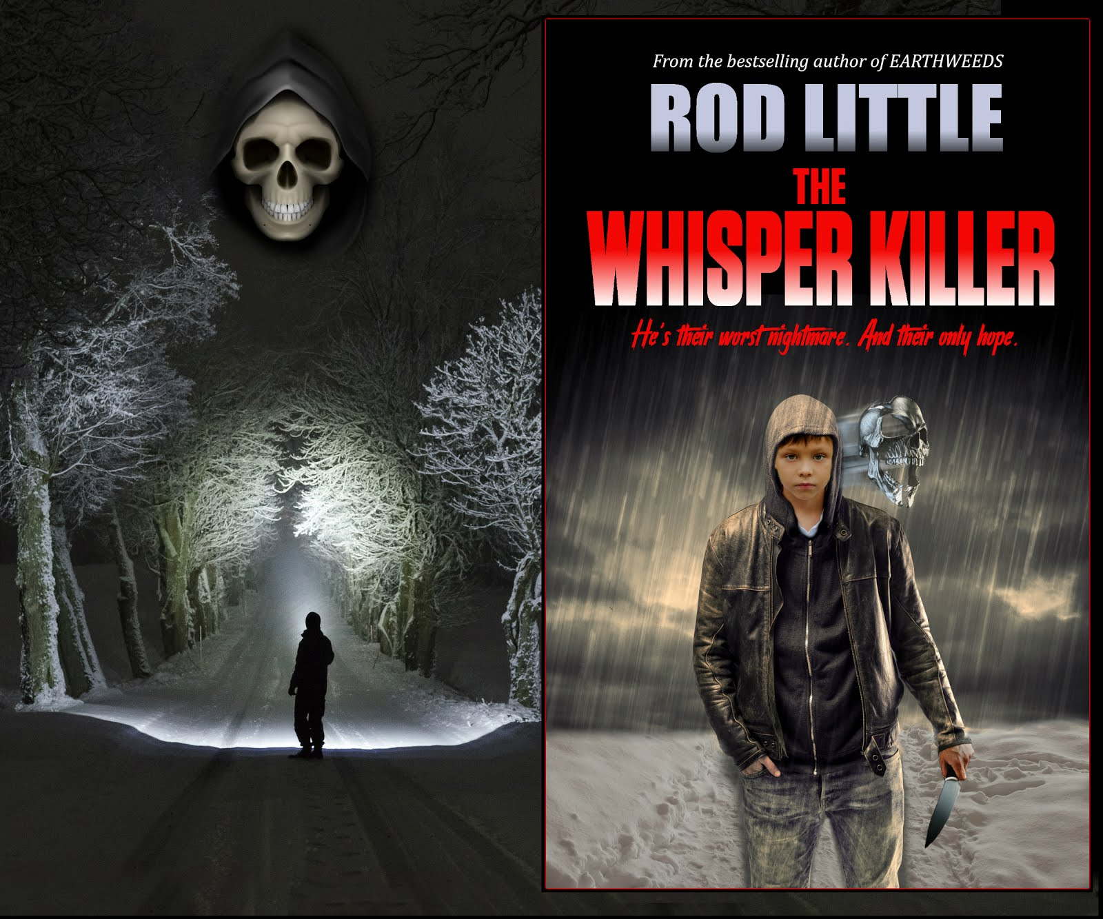 New Horror Novel: The Whisper Killer
