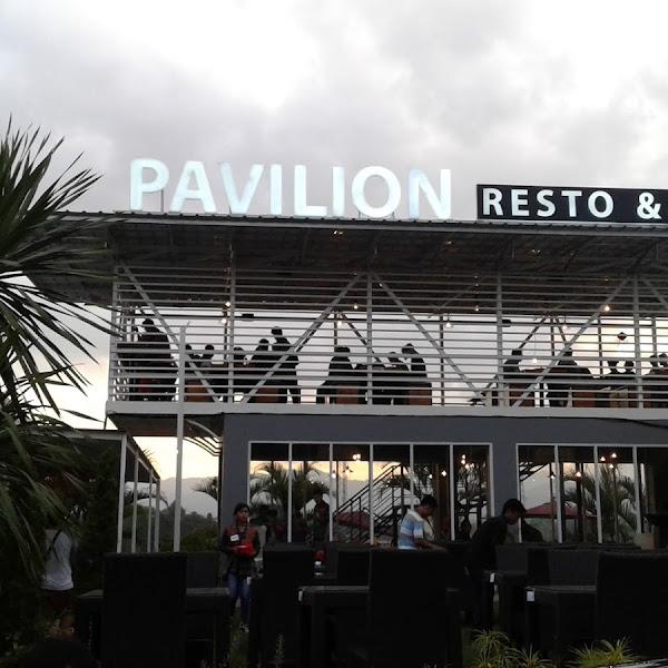 DINNER DI PAVILION RESTO & CAFE LAMPUNG