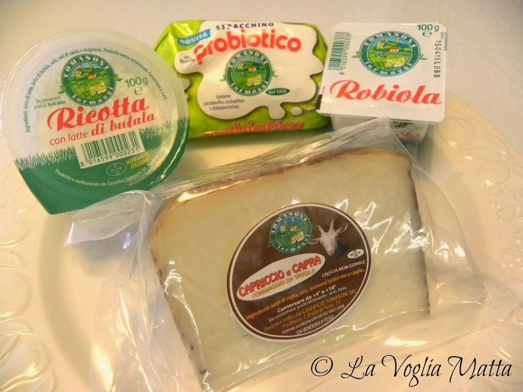 formaggi Tomasoni