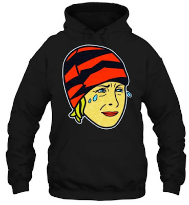 Crying Bengals Lady T Shirt Hoodie. Do you love this ? GET IT HERE