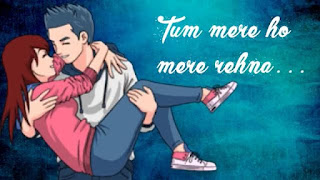 Tum Mere Ho Mere Rehna Whatsapp Status Video