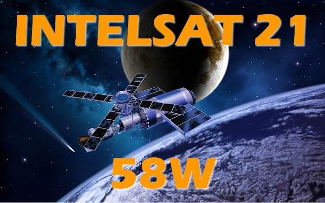 NOVA TP DE KEYS SATELITE INTELSAT 21 58W-12/08/17