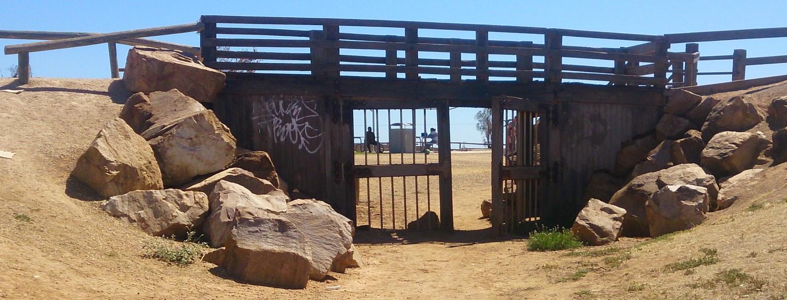 St Kilda Gates