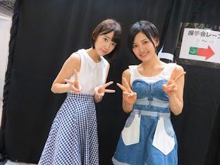 Haruka Kodama graduation HKT48 stage