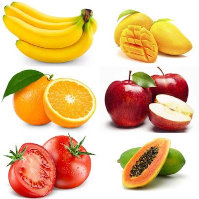 Kenali 6 Jenis Buah-buahan Ini dan Khasiatnya
