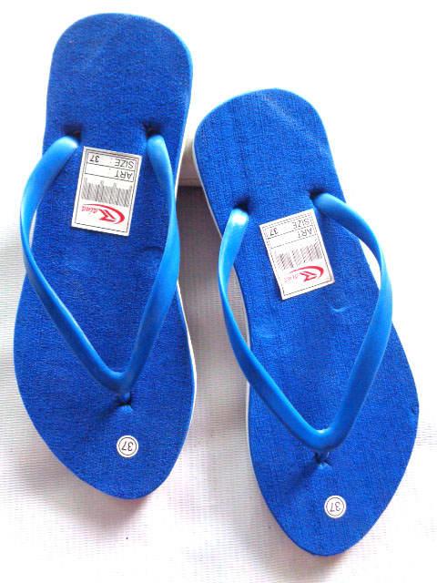 Sandal AB Polos Simplek Wanita