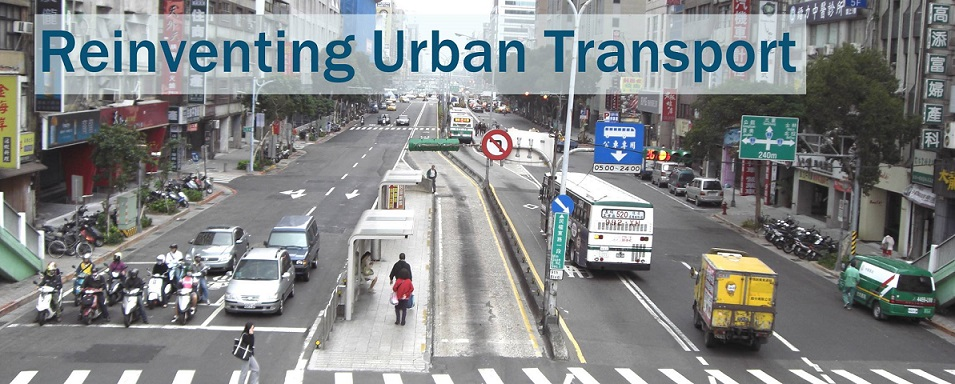 Reinventing Urban Transport