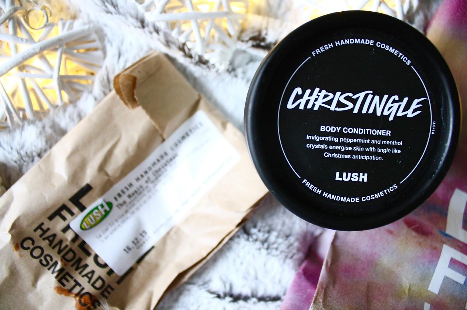 Lush Christmas Christingle