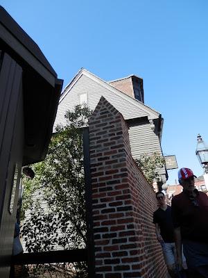Maison de Paul Revere