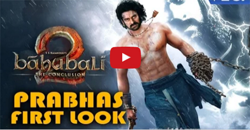Bahubali 2 First Look Motion Poster