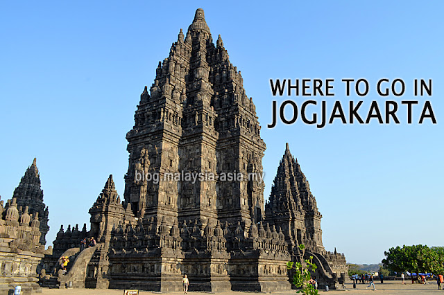 Places to visit in Jogjakarta